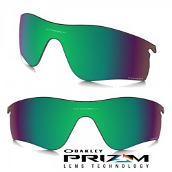 Jacket lens Jade Iridium Vented (43-540)