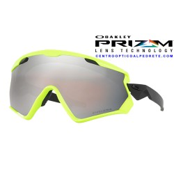 Wind Jacket 2.0 Neon Retina / Prizm Snow Black (OO9418-04)