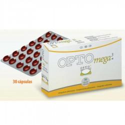 OptoMega3 para la defensa de la vision en el ojo envejecido