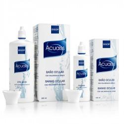 Acuaiss Baño Ocular, higiene en los procesos alergicos Presentaciones posibles