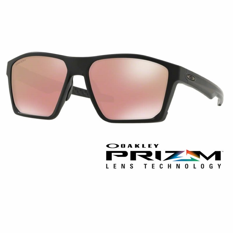 b5c0becfe Oakley Sunglasses TargetLine Matte Black / Prizm Dark Golf (OO9397-10)