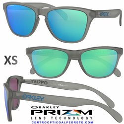 Frogskin XS Matte Grey Ink / Prizm Sapphire (OJ9006-05)