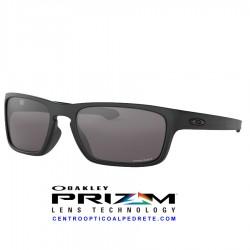 Sliver Stealth Matte Black / Prizm Grey (OO9408-01)