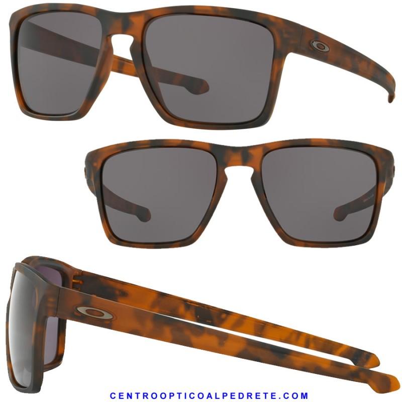 33b08597ffc Sunglasses Oakley Sliver XL Matte Brown Tortoise   Warm Grey (OO9341-04)