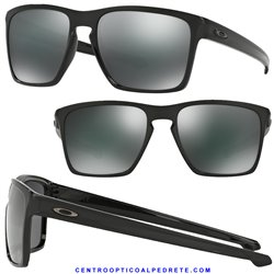 Sliver XL Polished Black / Black Iridium (OO9341-05)