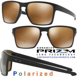 Sliver XL Matte Black / Prizm Tungsten Polarized (OO9341-16)
