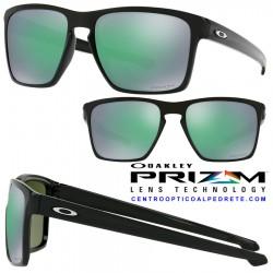 Sliver XL Polished Black / Prizm Jade (OO9341-19)