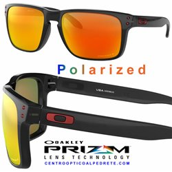 Holbrook XL Black Ink / Prizm Ruby Polarized (OO9417-08)