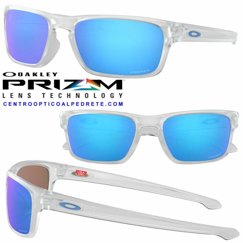 9b9cb75090c87 Sliver Matte Black   Grey (OO9262-01)  Sliver Stealth Matte Clear   Prizm  Sapphire ...