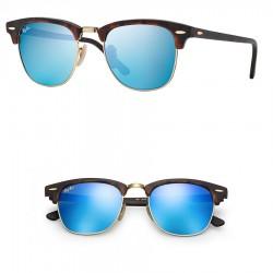 Ray-Ban ClubMaster / Grey Mirror Blue (RB3016-114517)