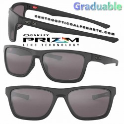 Holston Matte Black / Prizm Grey (OO9334-08)