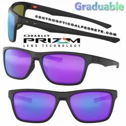 Holston Matte Black / Violet iridium (OO9334-09)