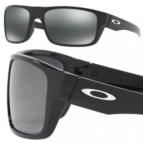 Drop Point Polished Black / Black Iridium (OO9367-02)