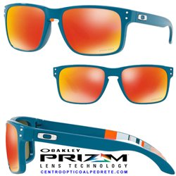 Holbrook Aero Balsam / Prizm Ruby (OO9102-G1)