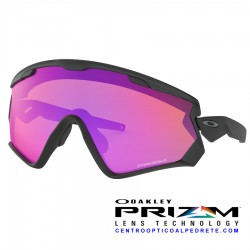 WindJacket 2.0 Matte Black / Prizm Trail (OO9418-11)