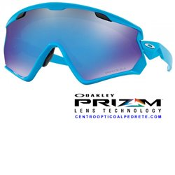 Wind Jacket 2.0 Matte Sky Blue / Prizm Sapphire (OO9418-13)