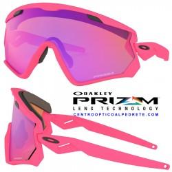 WindJacket 2.0 Matte Neon Pink / Prizm Trail (OO9418-14)