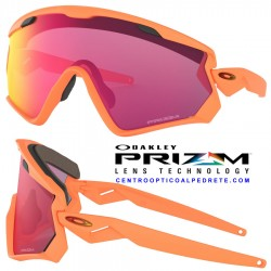 WindJacket 2.0 Matte Neon Orange / Prizm Road (OO9418-15)