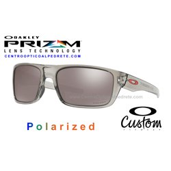 Drop Point Custom Grey Ink / Prizm Black Polarized (OO9367-6862)