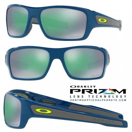 9ec8346262 Sunglasses Oakley Turbine XS Poseidon / Prizm Jade (OJ9003-13)