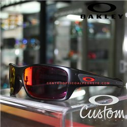 Turbine XS Custom Matte Black / Ruby Iridium (OJ9003-6942)