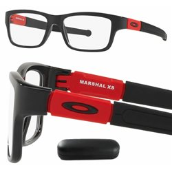 Marshall XS Polished Black - Red (OY8005-03)