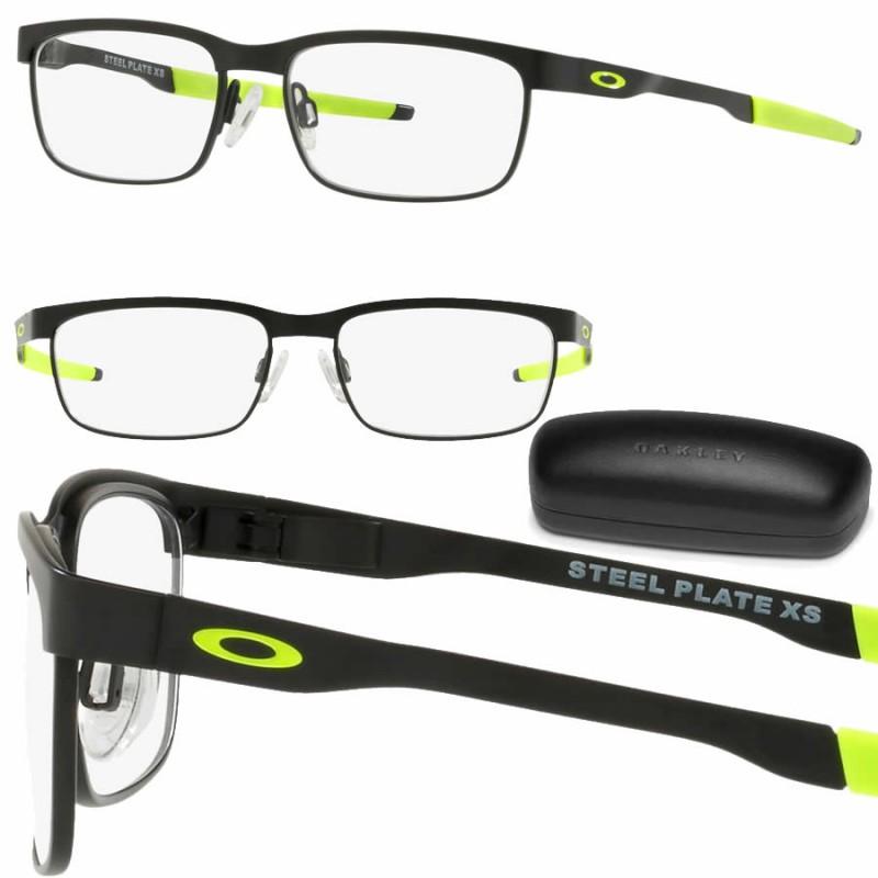 03da42f7a1 Sunglasses Steel Plate XS Satin Black - Retina (OY3002-04)