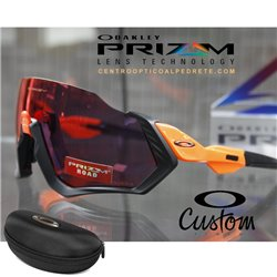 Flight Jacket Custom Neon Orange / Prizm Road (OO9401-6975)