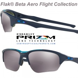 Flak Beta Matte Navy / Prizm Black (OO9363-11)