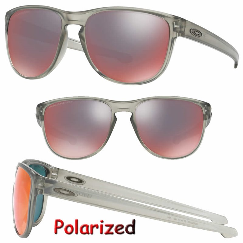 0ab7142927 Sunglasses Oakley Sliver R Matte Grey Ink   Torch Iridium Polarized ...