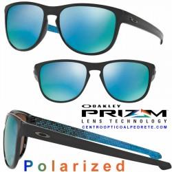 Sliver R Polished Black / Prizm Deep Polarized (OO9342-12)