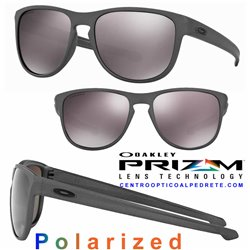 Sliver R Steel / Prizm Daily Polarized (OO9342-08)
