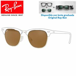 Lentes de repuesto Ray-Ban New ClubMaster Lente Brown (RB3016-987)