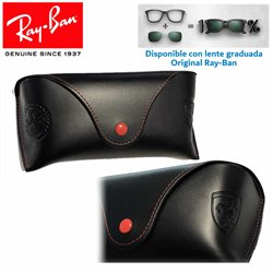 Ray-Ban Estuche Original Negro Medium (RAT243R00Ferrari)