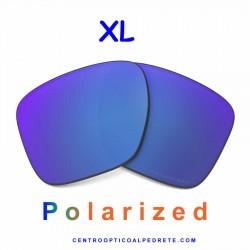 Sliver XL Lente de repuesto Sapphire Iridium Polarized (101-906-018)