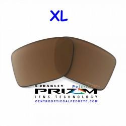 Sliver XL Lente de repuesto Prizm Tungsten Polarized (OO9341-16L)