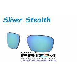 Sliver Stealth Lente de repuesto Prizm Sapphire (OO9408-04L)