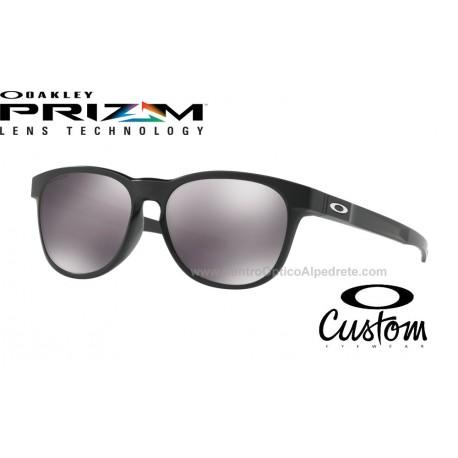 Stringer Custom Matte Black/ Prizm Black (OO9315-7135C)