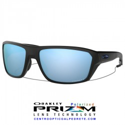 Split Shot Matte Black / Prizm Deep Water Polarized OO9416-06