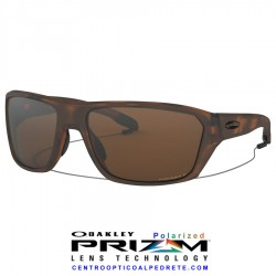 Split Shot Matte Brown Torotoise / Prizm Tungsten Polarized (OO9416-03)
