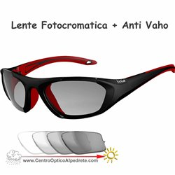Field Black-Red / Photochromic AntiVaho (12401)