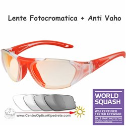 Field Crystal-Orange / Photochromic Flash Fire AntiVaho (12482)