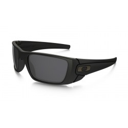 Fuel Cell Matte Black - Matte Black / Grey Polarized (OO9096-05)