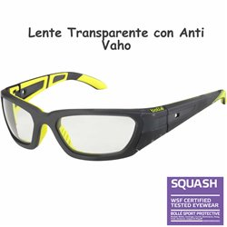 League Grey-Yellow / Clear Anti Vaho (12405)