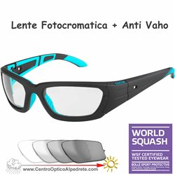 League Black-Blue / Photochromic Grey AntiVaho (12404)