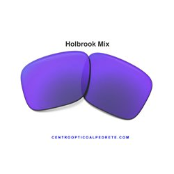 Holbrook Mix Lente Violet Iridium (OO9384-02L)