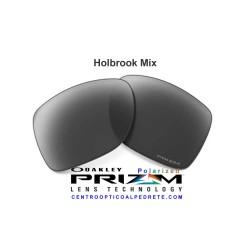 Holbrook Mix Lente Prizm Black Polarized (OO9384-06L)