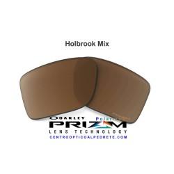 Holbrook Mix Lente Prizm Tungsten Polarized (OO9384-08L)