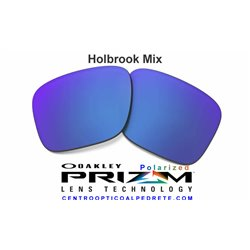 Holbrook Mix Lente Prizm Sapphire Polarized (OO9384-10L)