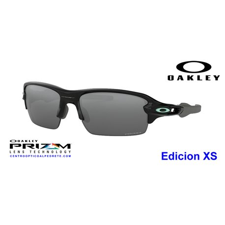 893024c616 Sunglasses Oakley Flak XS Polished Black   Prizm Black (OJ9005-01)